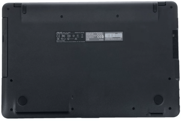Упрощенный вариант крышки ноутбука ASUS