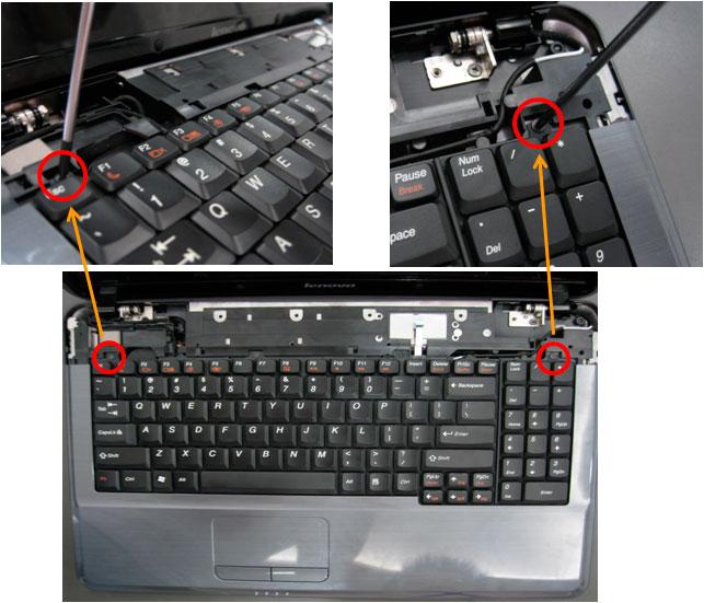 Рисунок 1. Как снять встроенную клавиатуру с ноутбука своими руками?