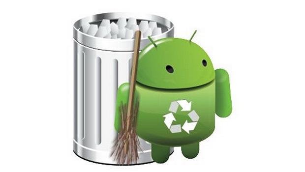 Очистка памяти на смартфоне