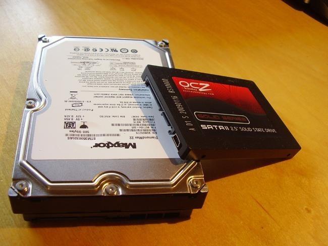 Сочетание SSD и HDD в домашнем ПК не помешает