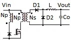 Single-Transistor Forward  Screensforward2switch.jpg Two-Transistor Forward
