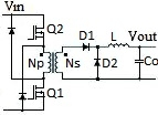 Two-Transistor Forward