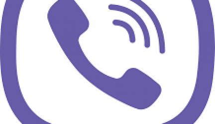 Viber — популярный мобильный мессенджер