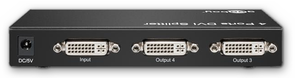 Сплиттер DVI для подключения двух мониторов