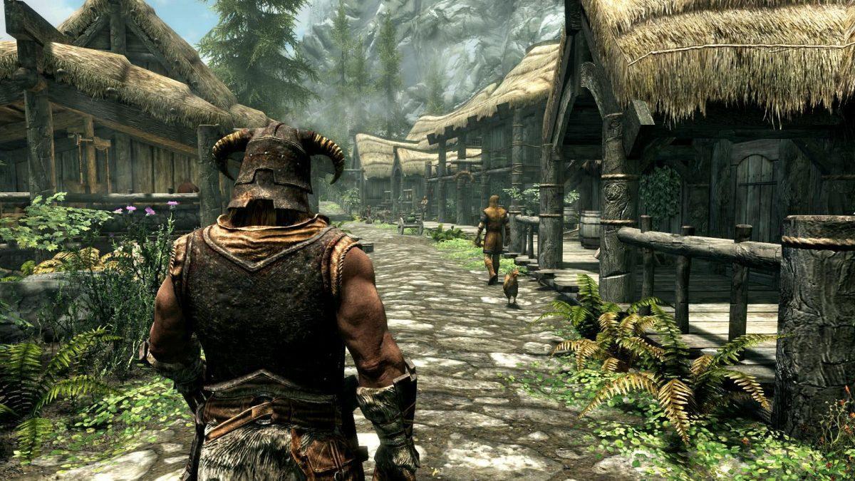 Путь в The Elder Scrolls